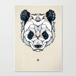 Big Panda Canvas Print