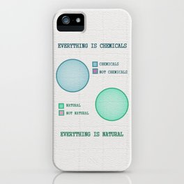 Everything is.. iPhone Case