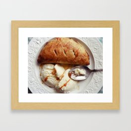 Burnt Sugar, Take II Framed Art Print