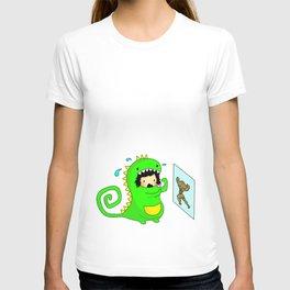 Rawr is a little chubby T-shirt