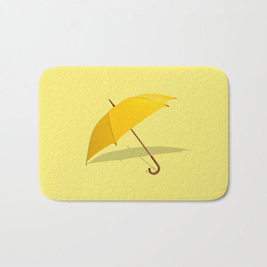 HIMYM - The Yellow Umbrella Bath Mat