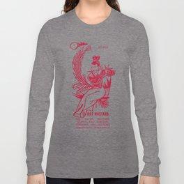 Hot Mustard Long Sleeve T-shirt