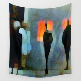 Shopping Wall Tapestry