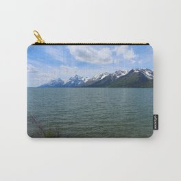 Jackson Lake Impression Carry-All Pouch