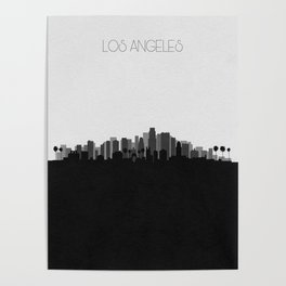 City Skylines: Los Angeles (Alternative) Poster
