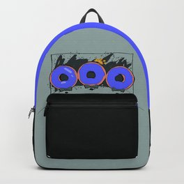 Donut Trio Backpack
