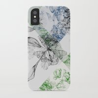 serenity iPhone & iPod Cases featuring Serenity by La Scarlatte