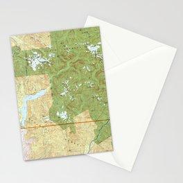 Mt. Baker, Washington 1979 Stationery Cards