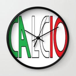 Calcio Wall Clock