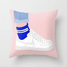 FORCE & SOCKS Throw Pillow