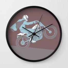 hard Wall Clock
