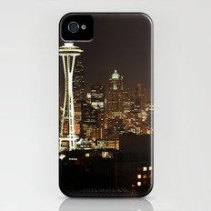 Simply Seattle iPhone (4, 4s) Slim Case
