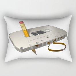 audio cassette /Marek/ Rectangular Pillow