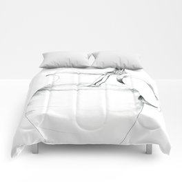 Nice Jugs Comforters