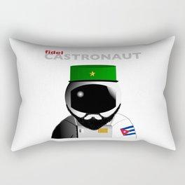 Fidel Castronaut Rectangular Pillow