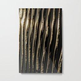 Golden Sands Metal Print