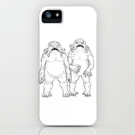 Deep Ones iPhone Case