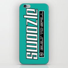 Swoozle - Never Say Die iPhone & iPod Skin
