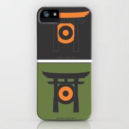 jap[ojo]ón iPhone Case