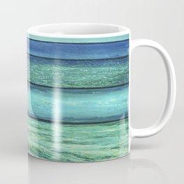 The shades of the sea Coffee Mug