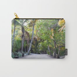 Jungle Path Carry-All Pouch