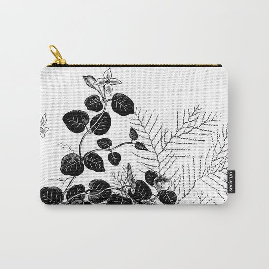 Minimal Spring design Carry-All Pouch