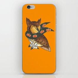 Happy Owl-o-Ween! iPhone Skin