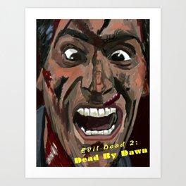 Evil Dead 2 Art Print