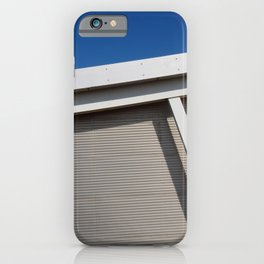 modern architecture - curve and sky iPhone Case