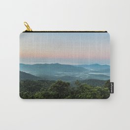 The Morning Mists Carry-All Pouch
