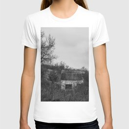 Abandoned world T-shirt