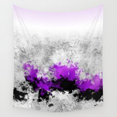 window curtain - puzzle -2- Wall Tapestry
