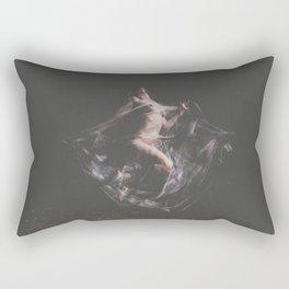 breakin thru Rectangular Pillow