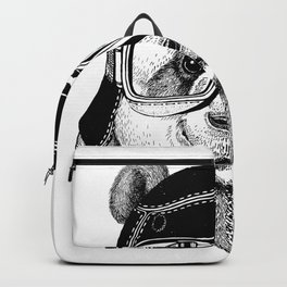 Panda Speed Rebel Backpack