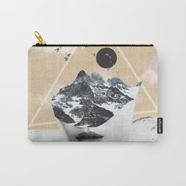 collage art / Wild Nature Carry-All Pouch