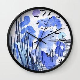 The world Wall Clock