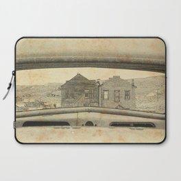 Back Seat Ghost Town Bodie Eastern California Laptop Sleeve