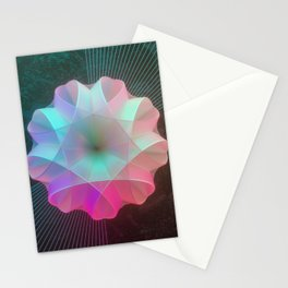 Infinite Circles Stationery Cards