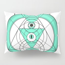 Transmutation Pillow Sham