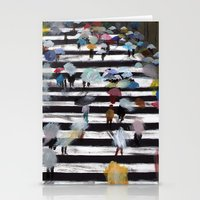 blur Stationery Cards featuring Blur by KERPLUNK