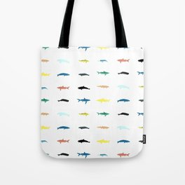 Swimmers Tote Bag