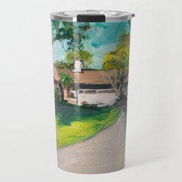 Golden Girls,Each View is an Postcard.... Travel Mug