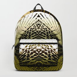 Shield of Gold Palms Backpack