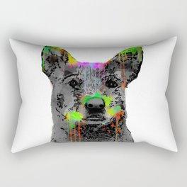 Australian Cattle Dog Rectangular Pillow