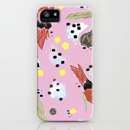 Natives #1 iPhone Case