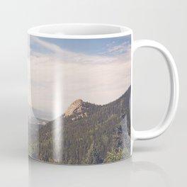 Colorado Mountains Coffee Mug