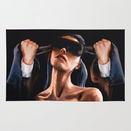 Human Bondage - See No Evil Rug