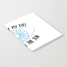 Shake me down Notebook
