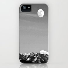 Howlin' At The Moon Slim Case iPhone (5, 5s)