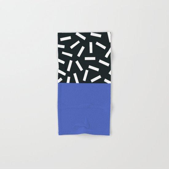 Memphis pattern 19 Hand & Bath Towel